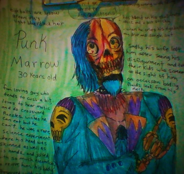 Punk Marrow