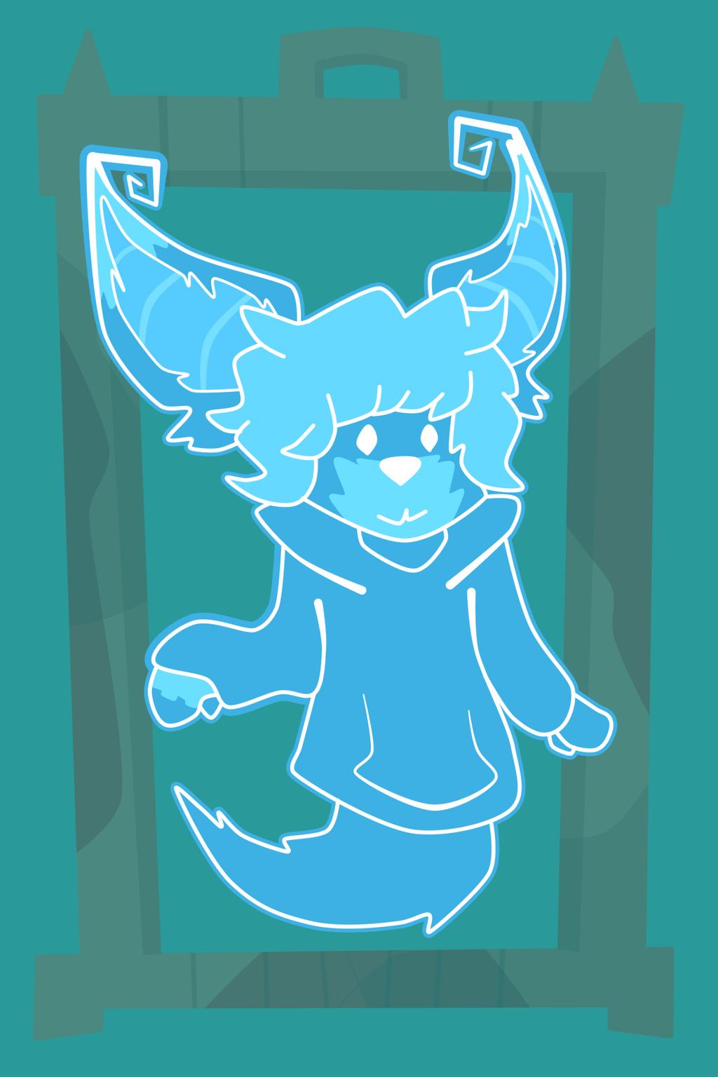 Ghost lantern concept!