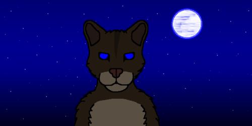 Blue Night WereCougar