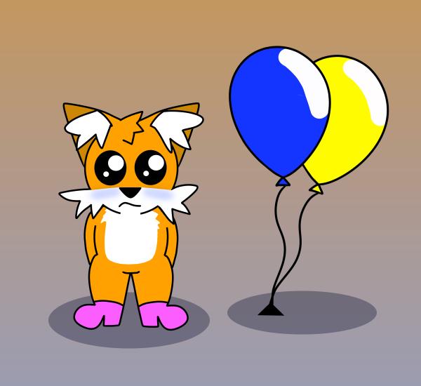 Balloons In Public