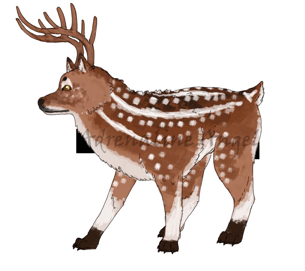 Deer Dog Adopt [OPEN]