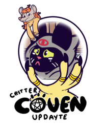 Critter Coven Page 46!!