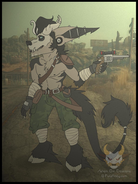 Personal - Diesel Raider Chibi
