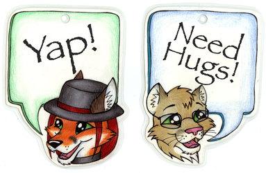 Yap Badges!