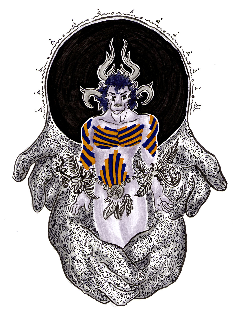 Deity With Seven Names, All Forgotten