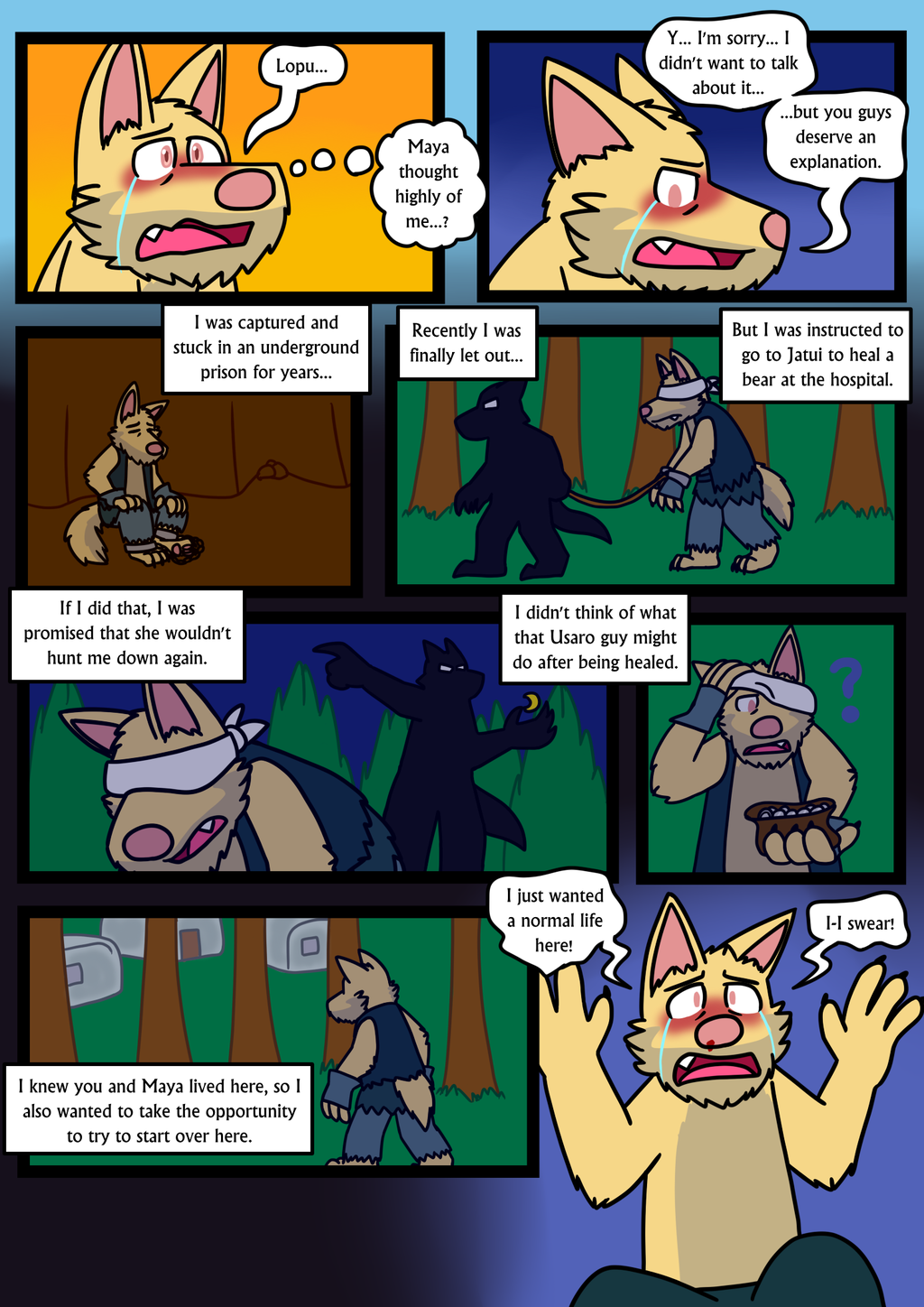 Lubo Chapter 16 Page 19