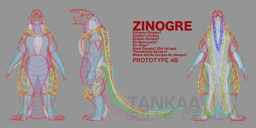 Zinogre Redlines v4