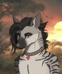 Sunset Portrait