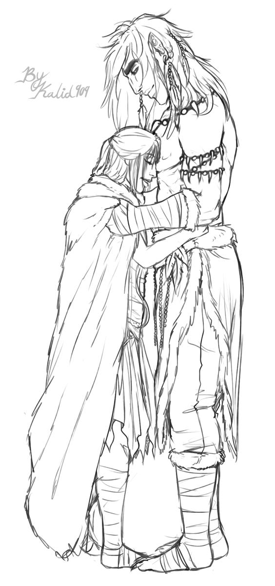 Eric and Breya -Seasaidh