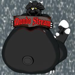 Mondo's Streaming Sign