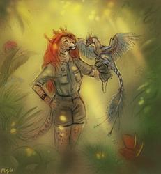 Jurassic worker