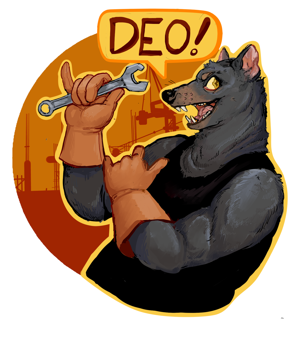 Con Badge Commission: Deo