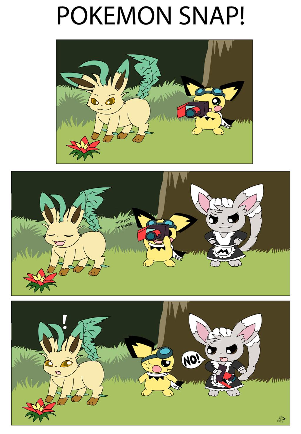 Pokemon Snap!