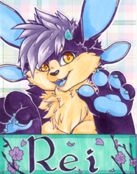 [Badge] Rei for TFF