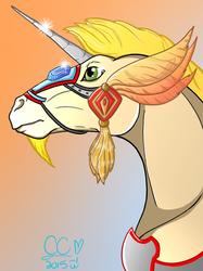 The Tribal Unicorn