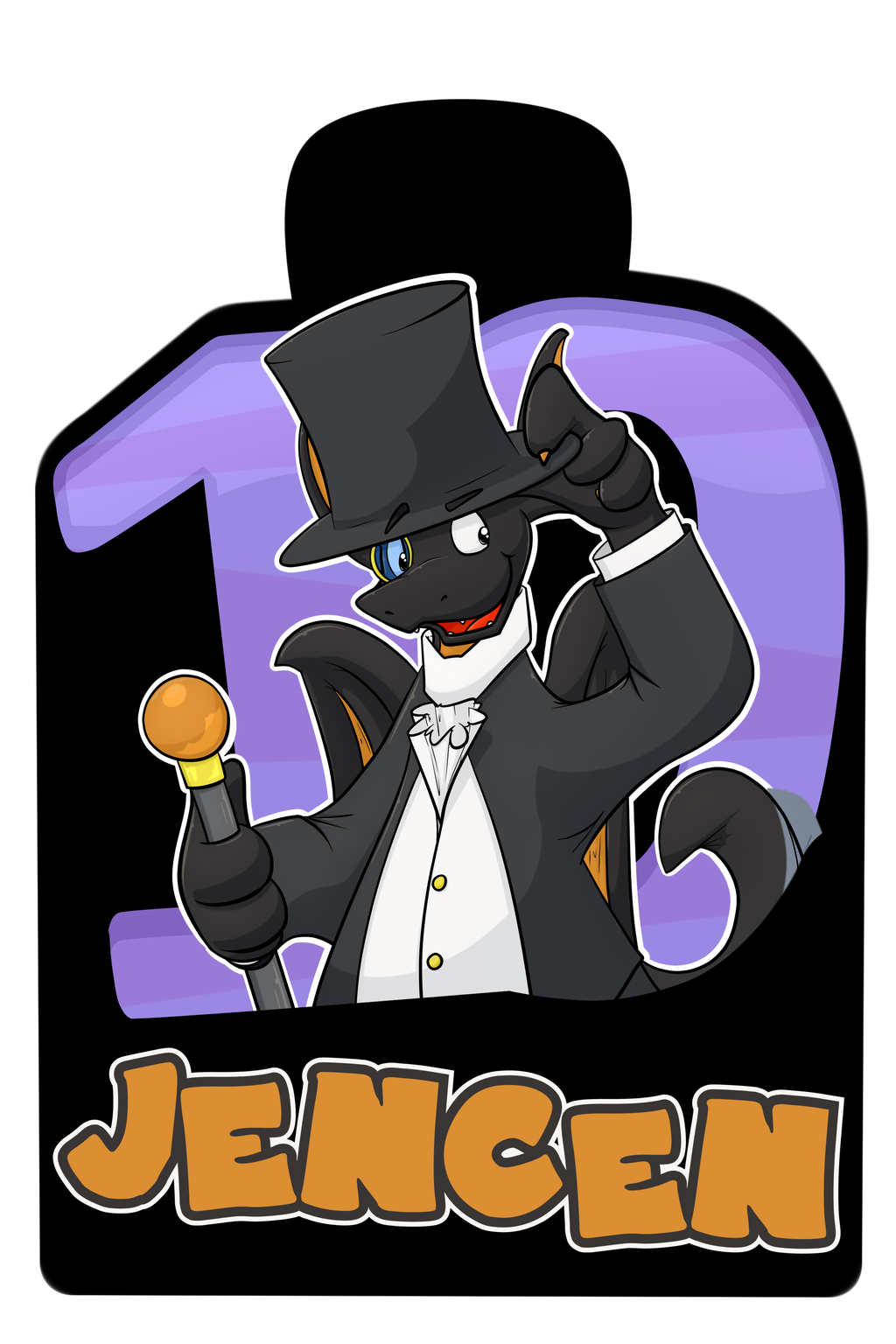 Confuzzled 2017 Badges - Jencen (1)