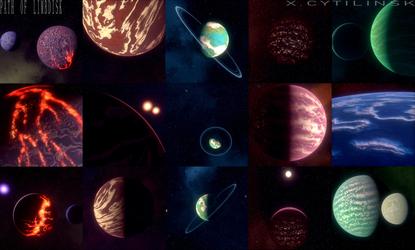 Planetary Stuff (Path of Limbdisk)