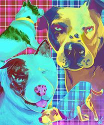 PickledPlaid Pups