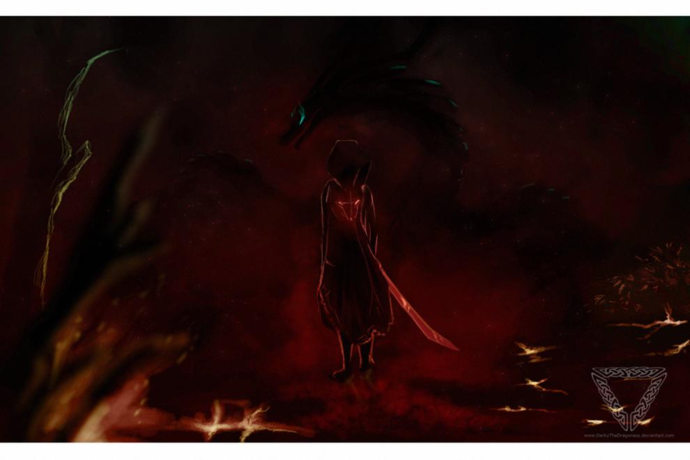 Most recent image: Daughter of destruction
