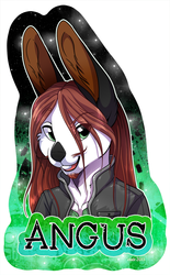 Badge: Angus