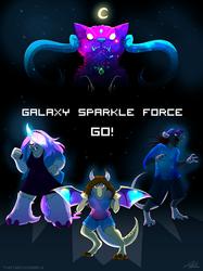 GALAXY SPARKLE FORCE GO