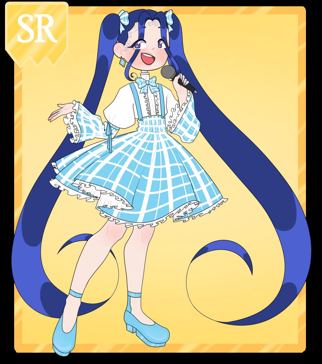Nahou [SR] Card