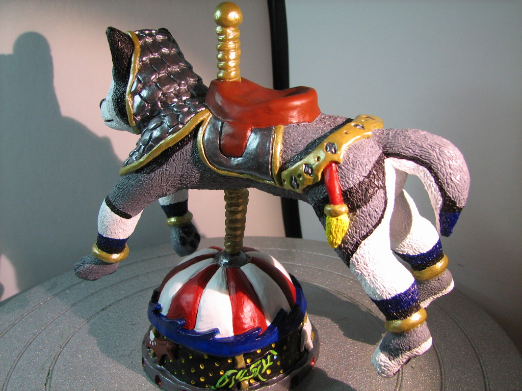 Most recent image: #55 Carousel Tibolf (2/2)