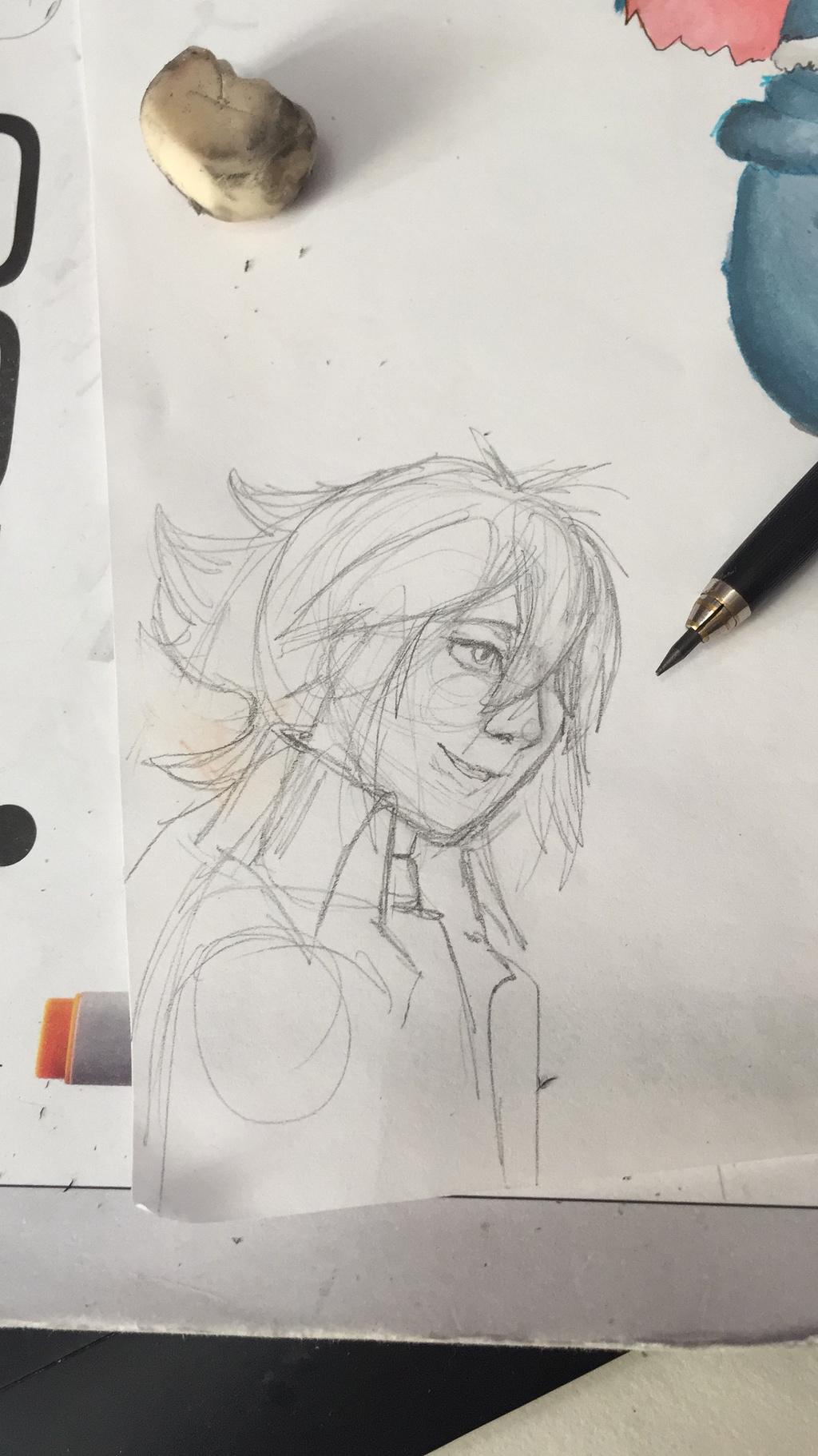 N - Pokémon [Commission/Sketch] 4/???