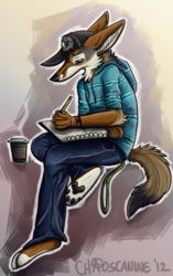 College Coyote