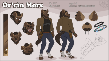 [R] Or'rin Mors