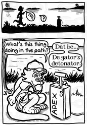 Gon' E-Choo! Strip 184 (www.gonechoo.com)