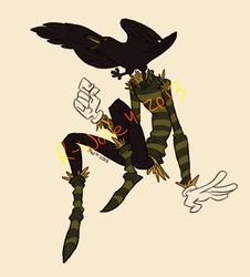 headless scarecrow [DESIGN]