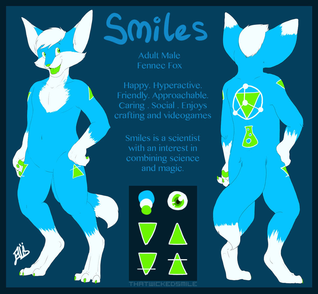 Smiles - Reference Sheet