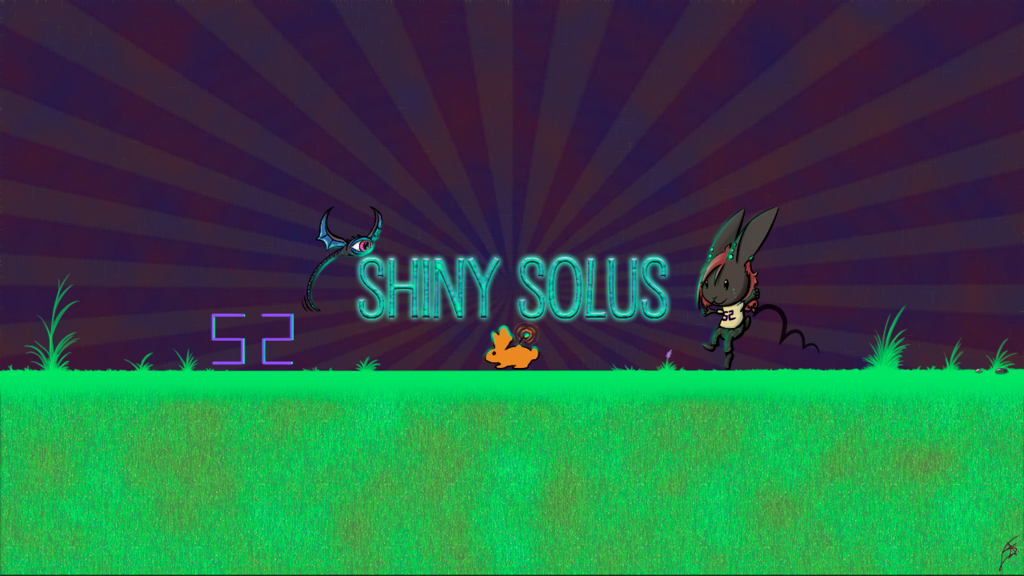 YouTube Banner Design ShinySolus