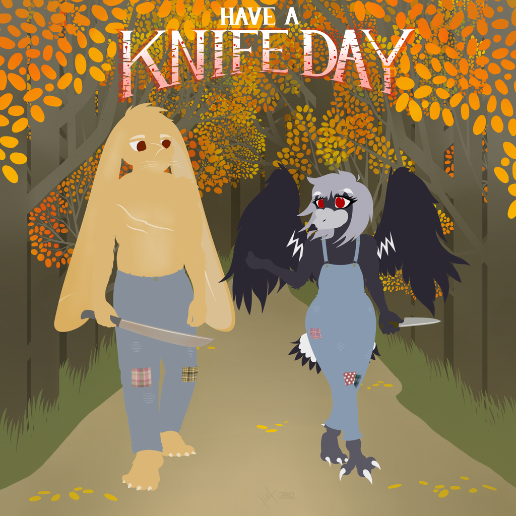 Most recent image: [COLLAB] Have a Knife Day!