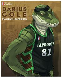 FBA 2014 Playoffs - Darius Cole