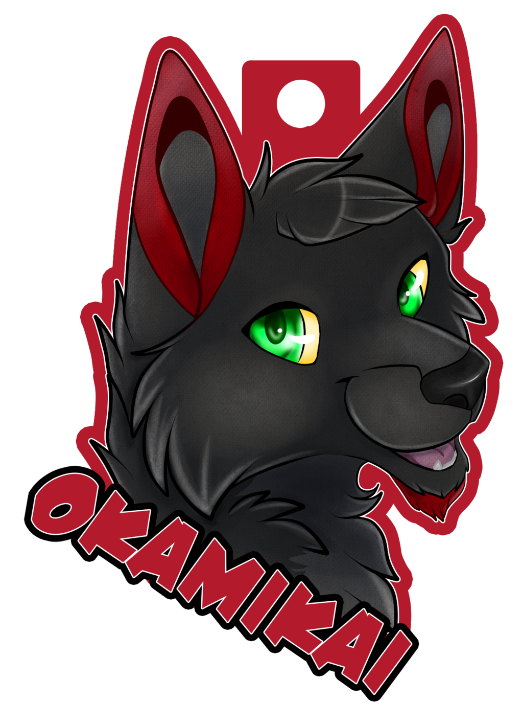 Most recent image: Badge by Sneechee