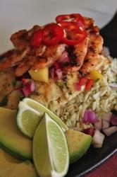 Cilantro Lime Tilapia & Shrimp