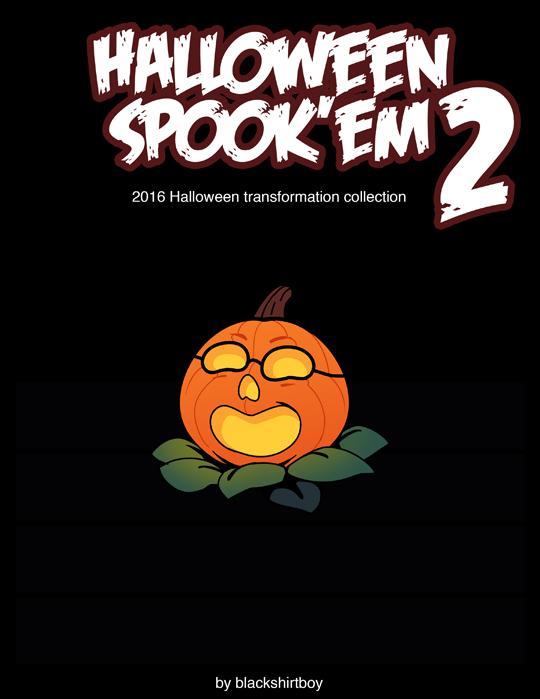 Most recent image: Halloween Anthology 2016