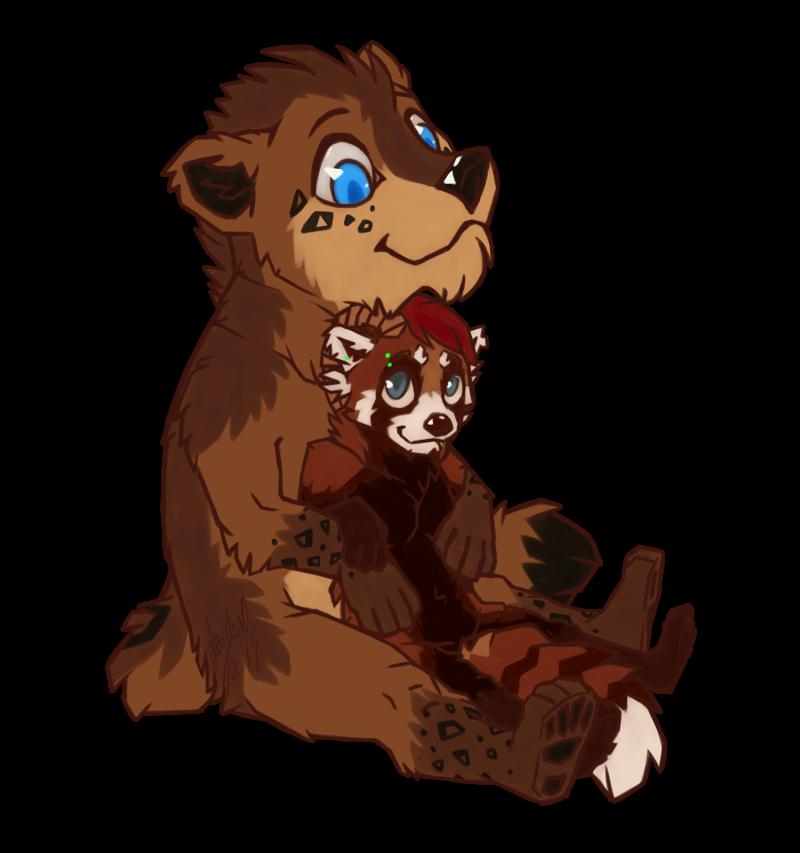 Cuddles <3