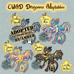 UPDATE adoptables!