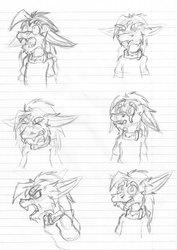 Sketch - Zech Expressions - 1