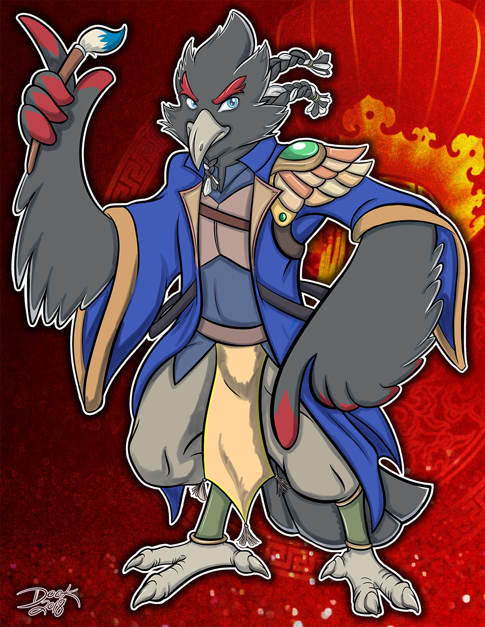 Featured image: Year of the Rito