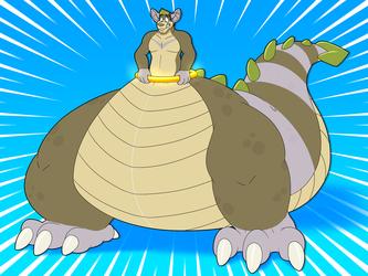 Daze Dragon Hoop