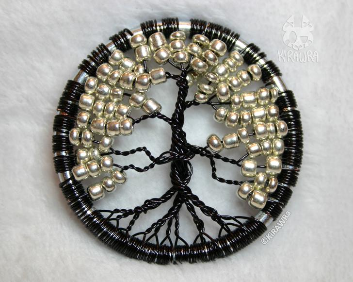 Charred - Wire Tree