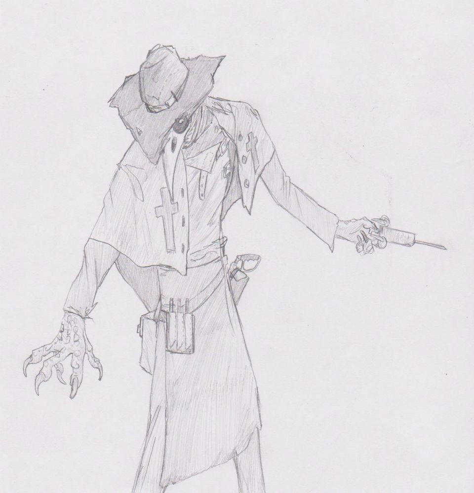 plague monster redux