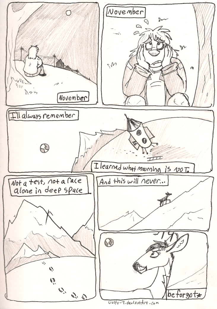 Comic: From November With Love