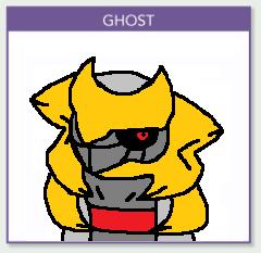 Favorite Pokemon by type (Daily) #8 Giratina