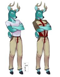 Design: Teal Deer