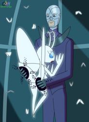 Hawkmoth's Anthro Akuma